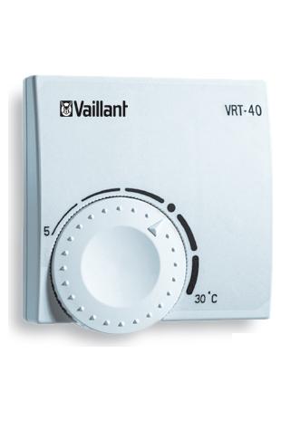 Vaillant Комнатный регулятор температуры Vaillant VRT 40