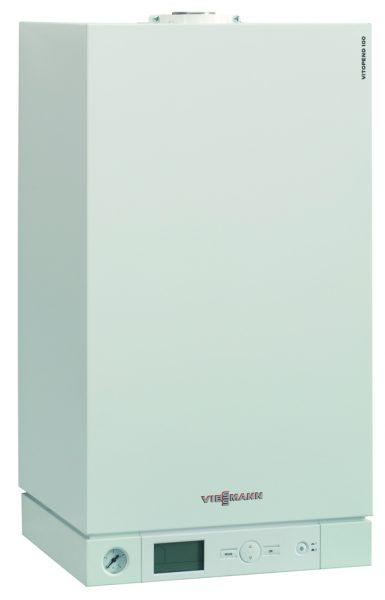 Viessmann Газовый настенный двухконтурный котел Viessmann A1JB24 Vitopend 100-W 24 кВт, Турбо