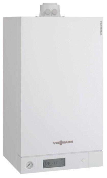 Viessmann Котел двухконтурный Viessmann Vitodens 100 - 26 кВт