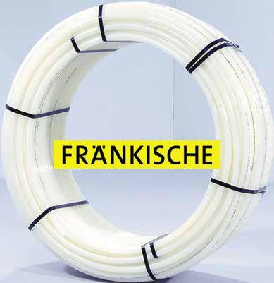 Frankische Труба из сшитого полиэтилена 16x2.0 Frankische