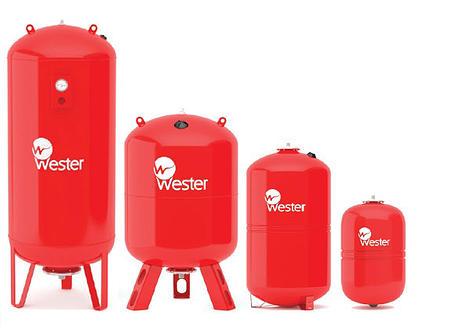 Wester Бак мембранный для отопления Wester WRV35