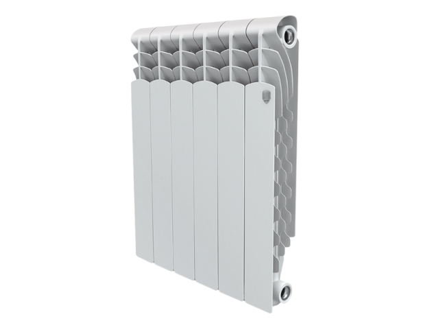 ROYAL Thermo Радиатор алюминиевый Revolution 500 - 4 секции