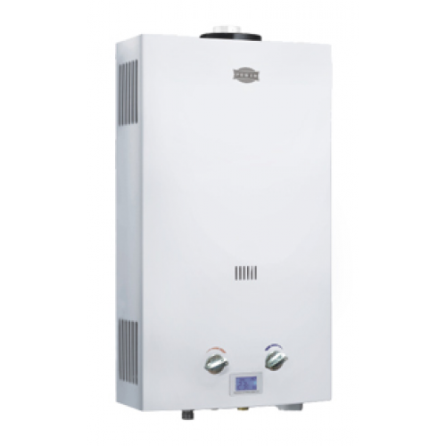 Power Колонка газовая POWER 1-10 LT WHITE ECO с индикатором