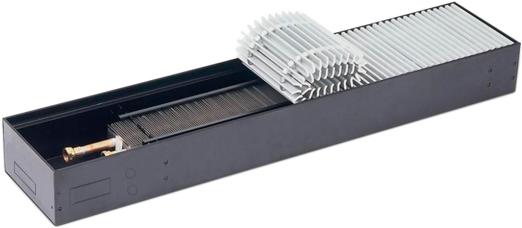 Lindab Встраиваемый в пол радиатор IMP Klima TK-13 200x70x1200