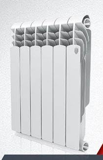 ROYAL Thermo Радиатор Royal Thermo Vittoria 500 - 1 секц.
