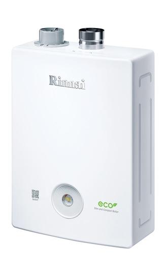 Rinnai Газовый настенный котел Rinnai RB207RMF - 23,3 кВт