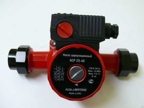 Aquatech Насос Aquatech ACP 32-40 с гайками
