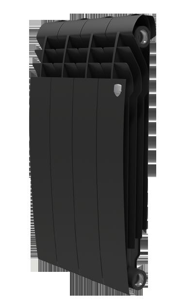 Оборудование Радиатор Royal Thermo BiLiner 500 Noir Sable - 1 секц.