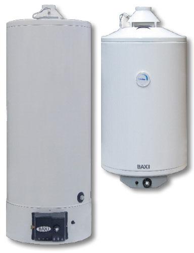 Baxi Накопительный газовый водонагреватель SAG-3 50