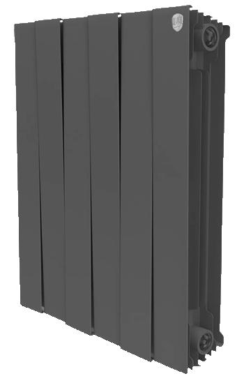 Оборудование Радиатор Royal Thermo PianoForte 500/Noir Sable - 1 секц.