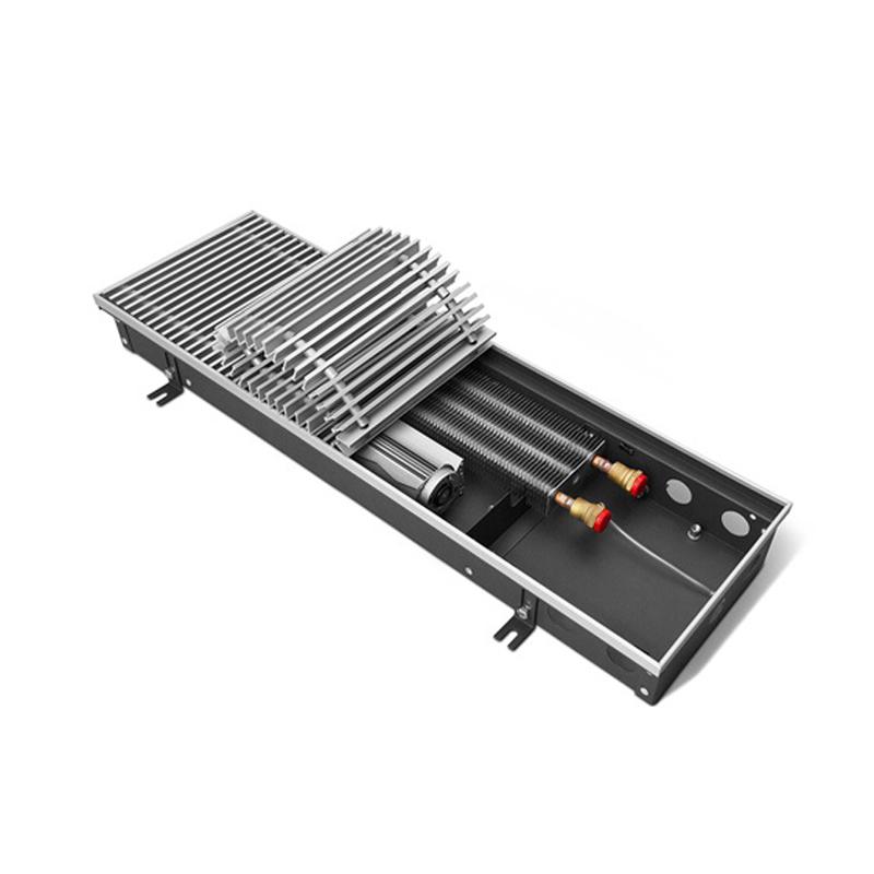 Technowarm Конвектор TECHNO KVZV 250-85-800 внутрипольный с принудительной конвекцией
