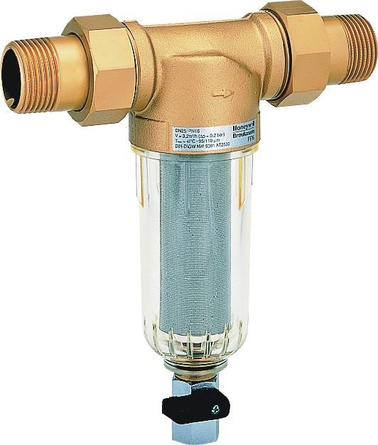 Honeywell Honeywell ФИЛЬТР промывной FF06-1/2 ААRU (ХОЛОДНАЯ вода) 100мк