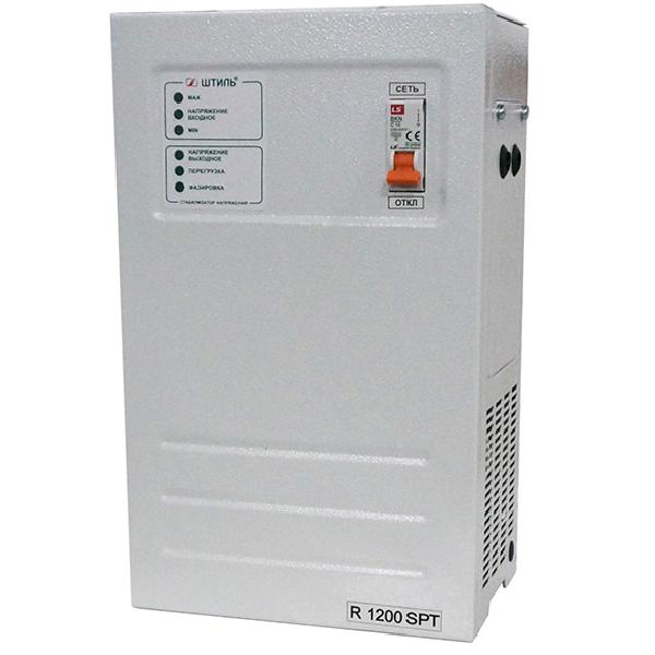 Штиль Штиль - стабилизатор напряжения R 1200 SPT, (1,2кВА)