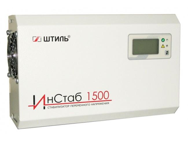 Штиль Штиль - стабилизатор напряжения R 1500 i (1.5кВт) инверторный
